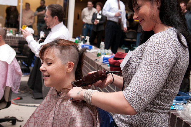 This Company Asked Their Employees to Go Bald, and it Became a $2.1-Million Investment