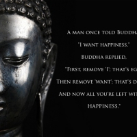Buddha... Happiness