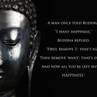 Buddha... Happiness