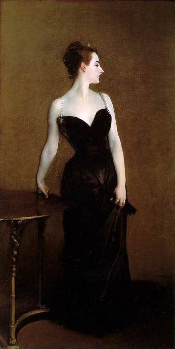 Madame X as it is today.