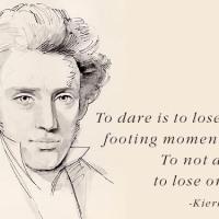 To dare...