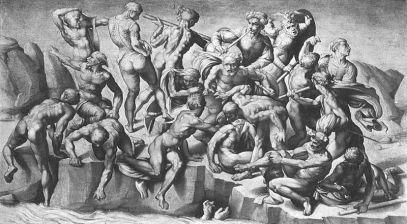 Michelangelo's Battle of Cascina