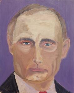 Putin - George W. Bush