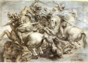 Leonardo's Battle of Anghiari