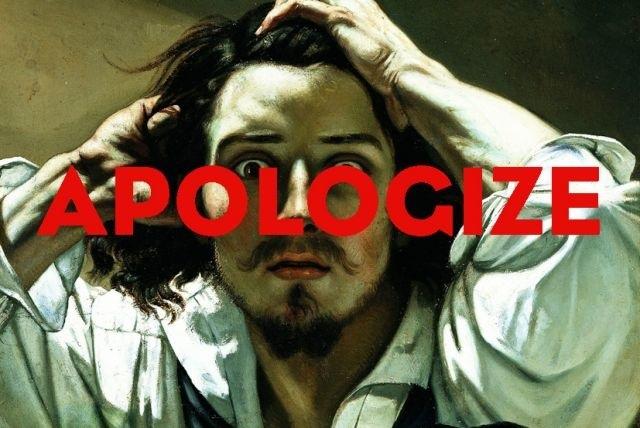 2-apologize