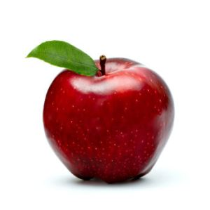 Perfect Red Apple