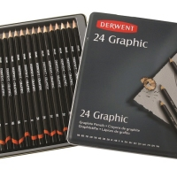 The Skinny on Artist's Drawing Pencils