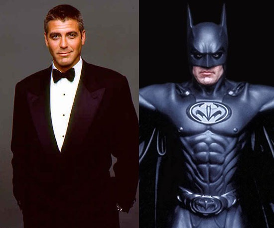 I'm bothered more by George Clooney's Batman costume!!