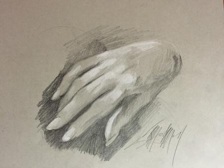 Georgie's Hand